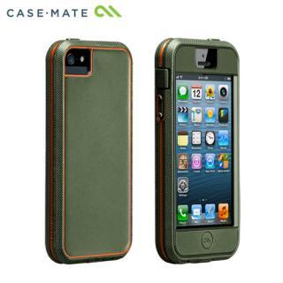 iPhone SE/5s/5 Tough XtremeGreen/Orange 米軍MIL-SPEC標準準拠
