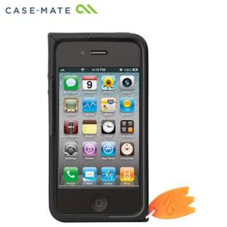 iPhone4s/4 Creatures: Waddler Case, Black_2