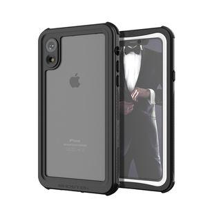 【iPhone XRケース】ノーティカル IP68耐衝撃/防水/防雪/防塵ケース  ホワイト iPhone XR
