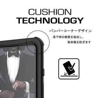 【iPhone XRケース】ノーティカル IP68耐衝撃/防水/防雪/防塵ケース  ホワイト iPhone XR_7