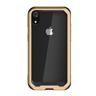 【iPhone XRケース】アトミックスリム2 背面ケース ゴールド iPhone XR_2