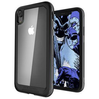 iPhone XR ケース アトミックスリム2 背面ケース ブラック iPhone XR