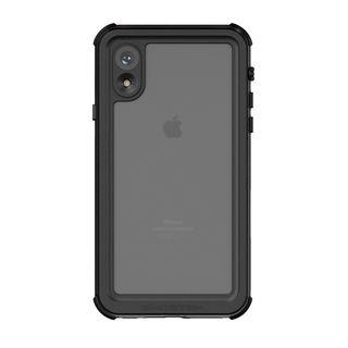 【iPhone XRケース】ノーティカル IP68耐衝撃/防水/防雪/防塵ケース  ホワイト iPhone XR_2