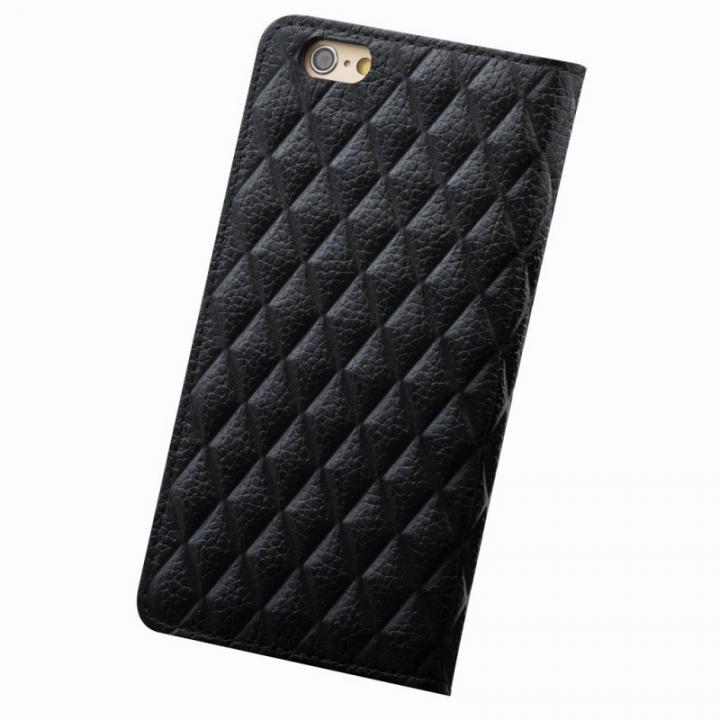 iPhone6s/6 ケース セナ 手帳型本革ケース ブラック iPhone 6s/6_0