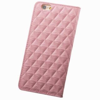 セナ 手帳型本革ケース ピンク iPhone 6s Plus/6 Plus
