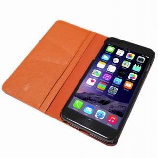 【iPhone6s Plus/6 Plusケース】サフィール 手帳型本革ケース ブルー iPhone 6s Plus/6 Plus_2
