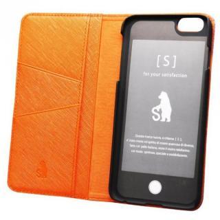 【iPhone6s Plus/6 Plusケース】サフィール 手帳型本革ケース ブルー iPhone 6s Plus/6 Plus_3