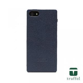 truffol クラシック ネイビー/ネイビー iPhone SE/5s/5ケース