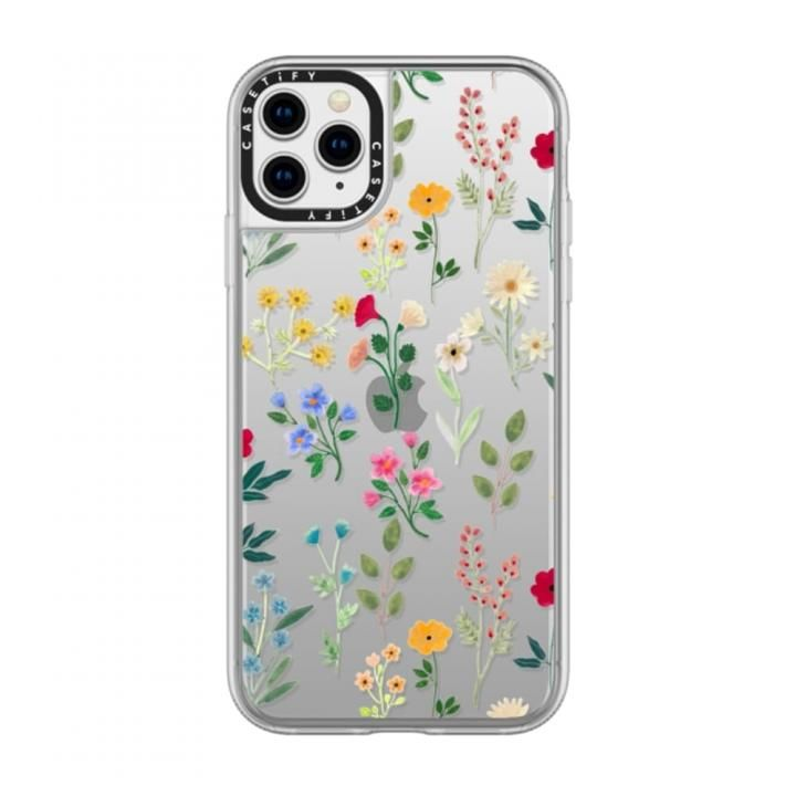 iPhone 11 Pro Max ケース casetify Spring Botanicals 2 grip iPhone 11 Pro Max_0