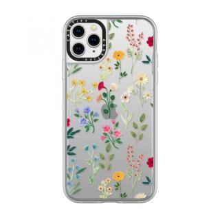 iPhone 11 Pro Max ケース casetify Spring Botanicals 2 grip iPhone 11 Pro Max