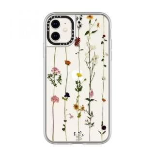 iPhone 11 ケース casetify Floral grip iPhone 11【11月上旬】