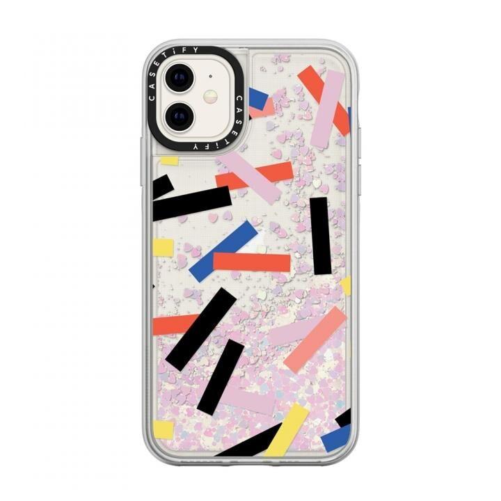 iPhone 11 ケース casetify Confetti glitter iPhone 11_0