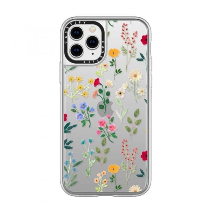 iPhone 11 Pro ケース casetify Spring Botanicals 2 grip iPhone 11 Pro_0