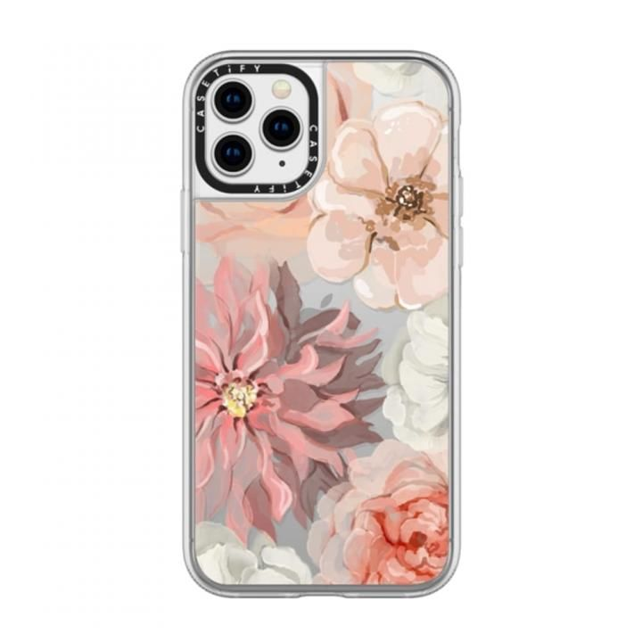 iPhone 11 Pro ケース casetify Pretty Blush grip iPhone 11 Pro_0