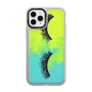 iPhone 11 Pro ケース casetify Eyelash Wink neon sand iPhone 11 Pro