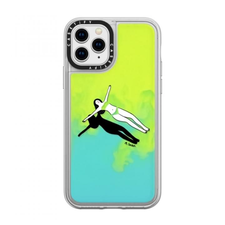 iPhone 11 Pro ケース casetify Swimming Pool neon sand iPhone 11 Pro_0