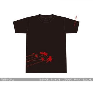 進撃の巨人 TシャツB サイズ:L