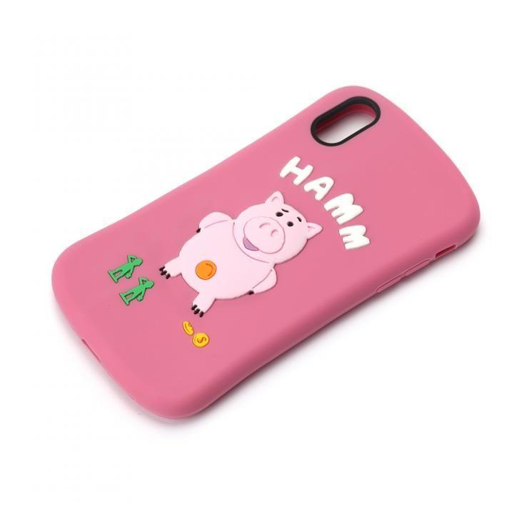 iPhone XR ケース ディズニーキャラクター シリコンケース ハム iPhone XR_0