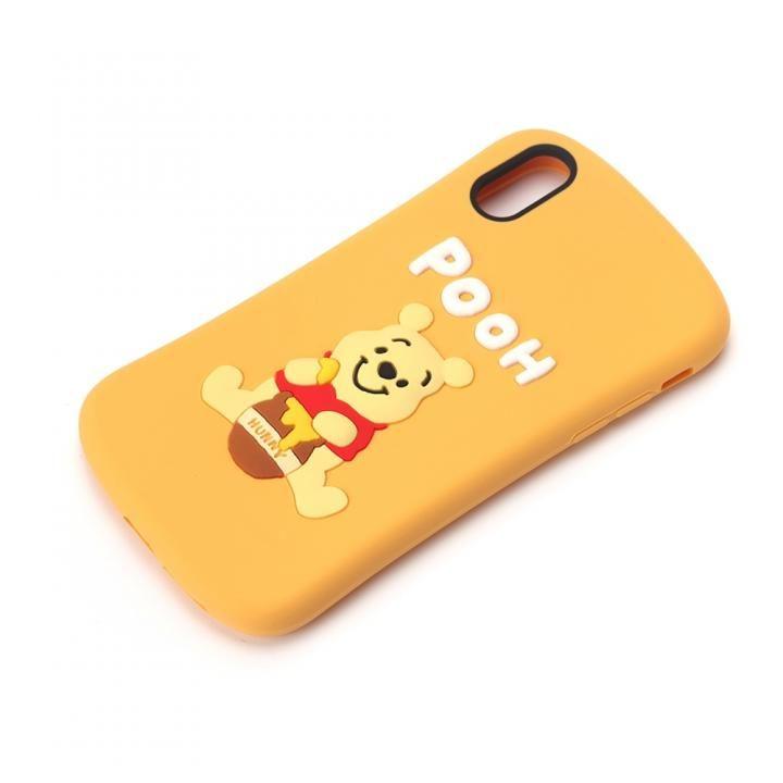 iPhone XR ケース ディズニーキャラクター シリコンケース プーさん iPhone XR_0