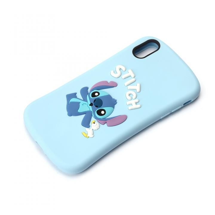 iPhone XS Max ケース ディズニーキャラクター シリコンケース スティッチ iPhone XS Max_0