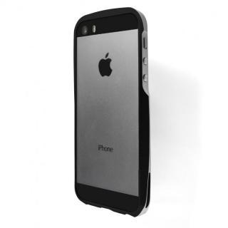 GRAMAS Metal Bumper iPhone SE/5s/5 ブラック