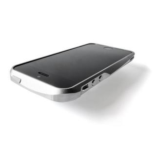 【iPhone SE/5s/5ケース】GRAMAS Metal Bumper iPhone SE/5s/5 シルバー_5