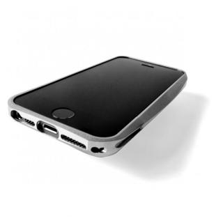 【iPhone SE/5s/5ケース】GRAMAS Metal Bumper iPhone SE/5s/5 シルバー_6