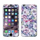 Gizmobies スキンシール Spring Flower purple iPhone 6スキンシール
