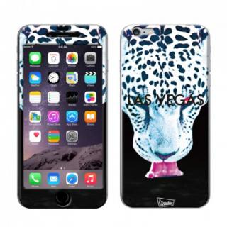 Gizmobies スキンシール Wild snow leopard iPhone 6スキンシール