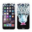 Gizmobies スキンシール Wild snow leopard iPhone 6スキンシール