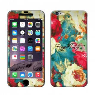 iPhone6 ケース Gizmobies スキンシール vintage flower iPhone 6スキンシール