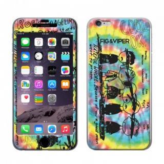 Gizmobies スキンシール Tiedye SnXXXX A iPhone 6スキンシール