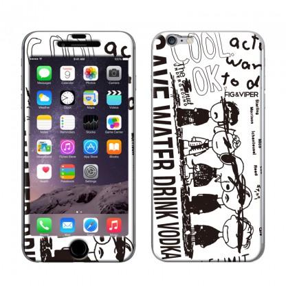 Gizmobies スキンシール snxxxi iPhone 6スキンシール