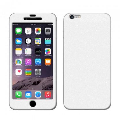 【iPhone6ケース】Gizmobies スキンシール GLITTERWHITE iPhone 6スキンシール_0