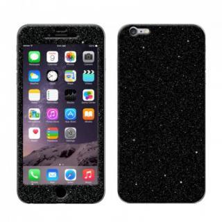 Gizmobies スキンシール GLITTERBLACK iPhone 6s/6スキンシール