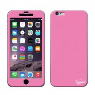 Gizmobies スキンシール Solid Light Pink iPhone 6s/6スキンシール