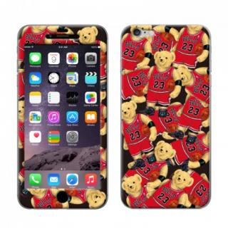 Gizmobies スキンシール MJ Bear iPhone 6s/6スキンシール
