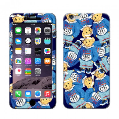 【iPhone6ケース】Gizmobies スキンシール LO Bear iPhone 6スキンシール_0