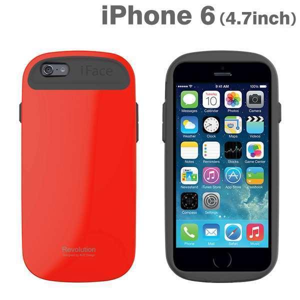 iface Revolution レッド iPhone 6ケース