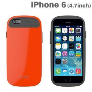 【10月下旬】手になじむ滑らかなフォルム iface Revolution オレンジ iPhone 6ケース