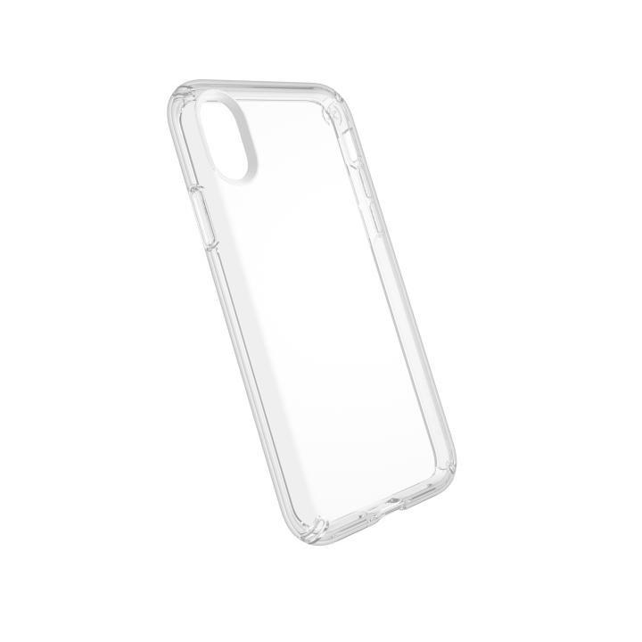 【iPhone Xケース】speck 二層構造 耐衝撃クリアケース Presidio Clear iPhone X_0