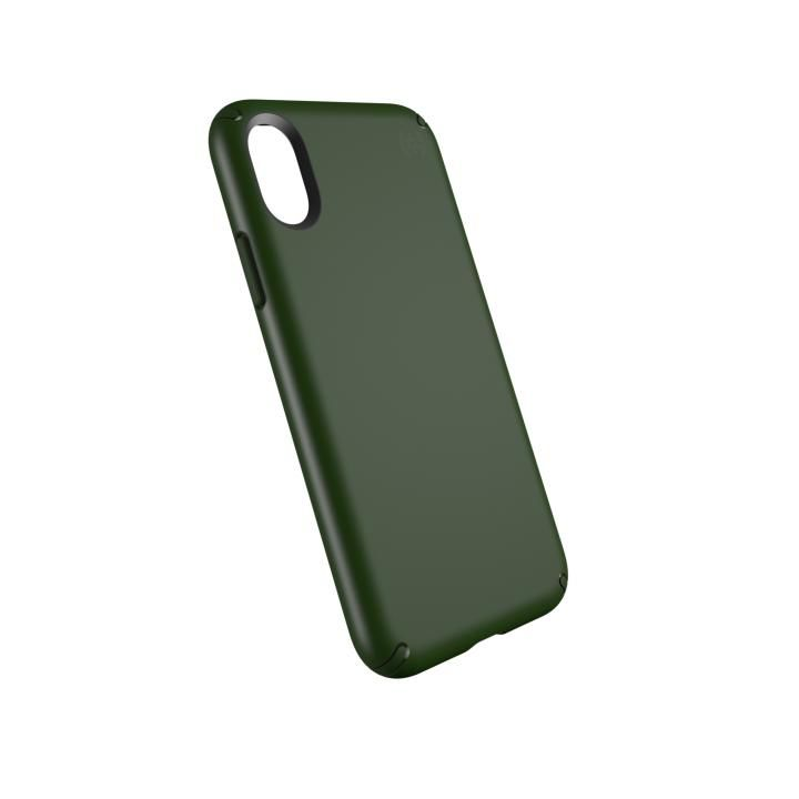 【iPhone Xケース】speck 耐衝撃ケース Presidio ダークグリーン iPhone X_0