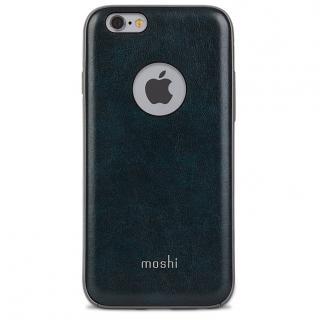 moshi iGlaze Napa ヴィーガンレザー ブルー iPhone 6s/6