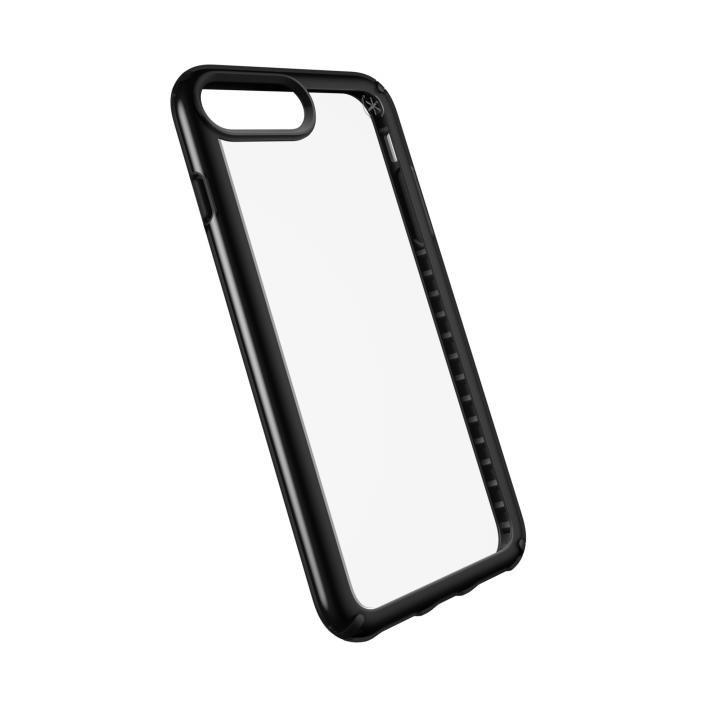 speck 耐衝撃クリアケース Presidio SHOW クリア/ブラック iPhone 8 Plus