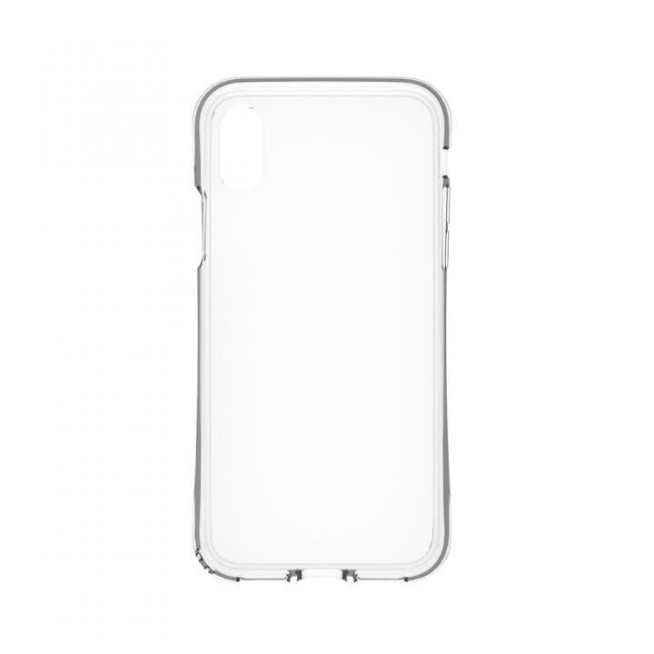 【iPhone Xケース】simplism 衝撃吸収ハイブリッドケース Turtle Grip  iPhone X_0