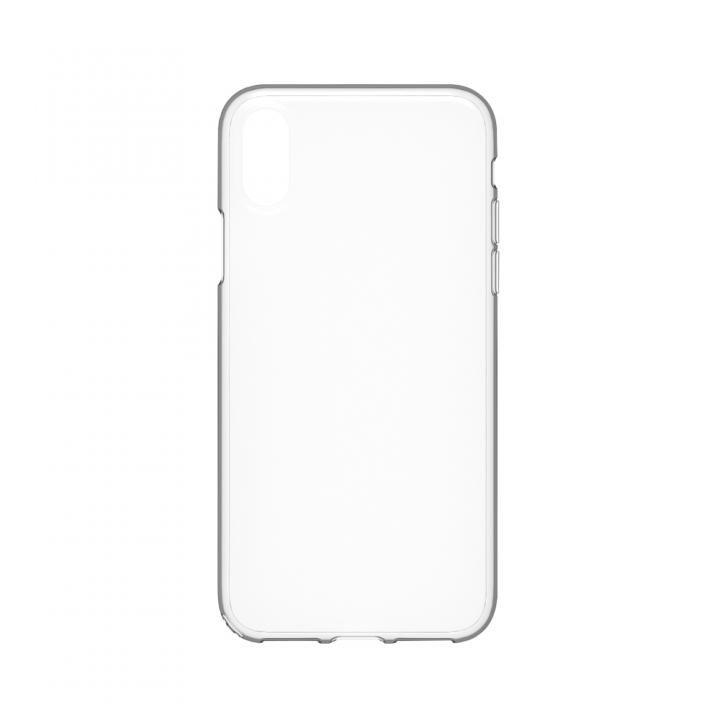 simplism フルカバーTPUケース Aegis クリア iPhone X