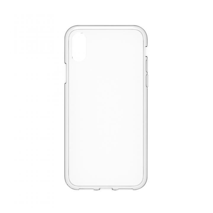 simplism ハイブリッドケース Turtle クリア iPhone X
