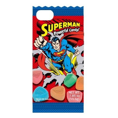 【iPhone SE/5s/5ケース】スーパーマン iPhone5専用 スナックパッケージ ソフトジャケット_0