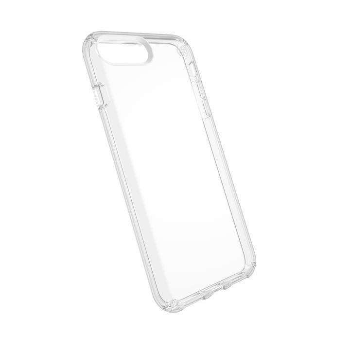 【iPhone8 Plusケース】speck 二層構造 耐衝撃クリアケース Presidio Clear iPhone 8 Plus_0