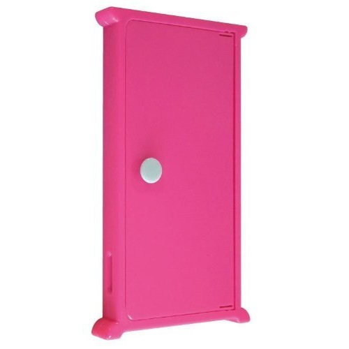 【iPhone SE/5s/5ケース】ドラえもん iPhone5専用 どこでもドア ハードカバー_0